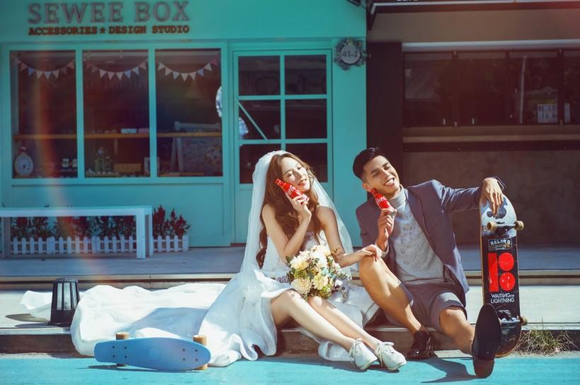婚紗攝影,婚紗照,婚紗照風格,婚紗照姿勢,夢幻童趣01