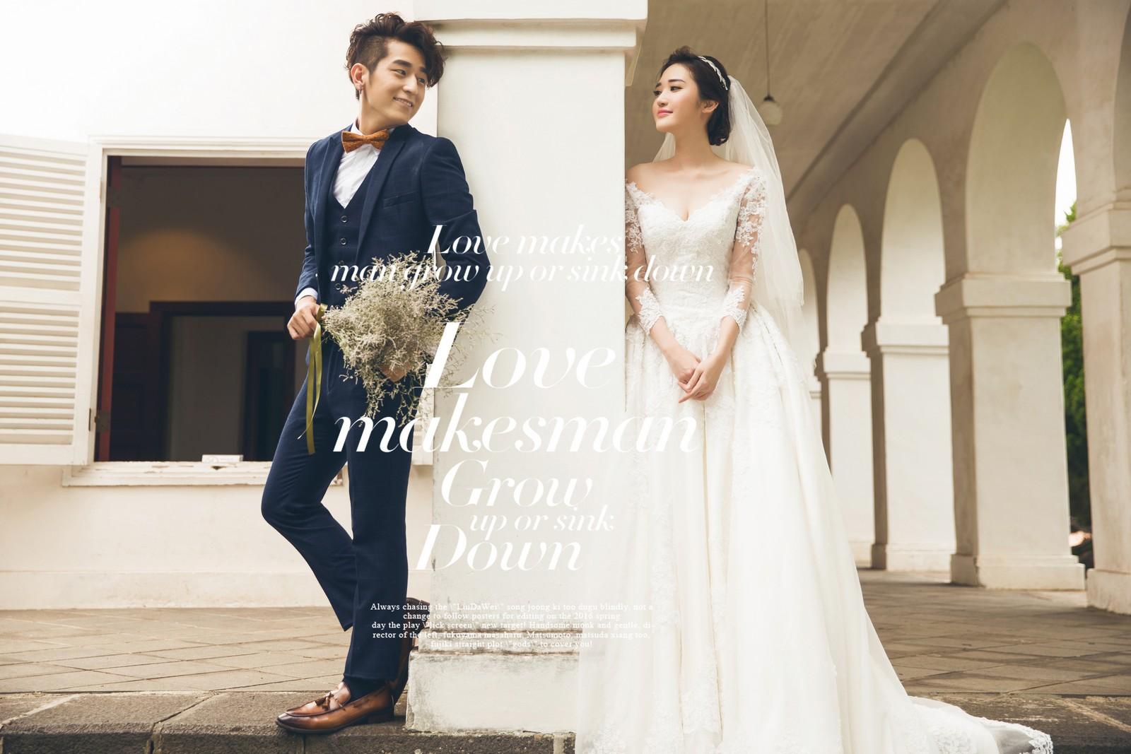 婚紗攝影,婚紗照風格,婚紗照姿勢,婚紗攝影工作室,經典韓風