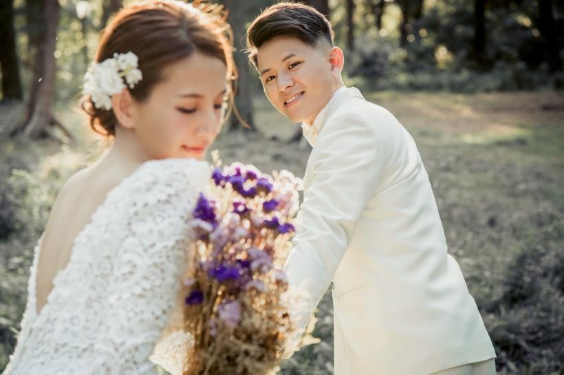 婚紗攝影,婚紗照,婚紗照風格,婚紗照姿勢,經典韓風01