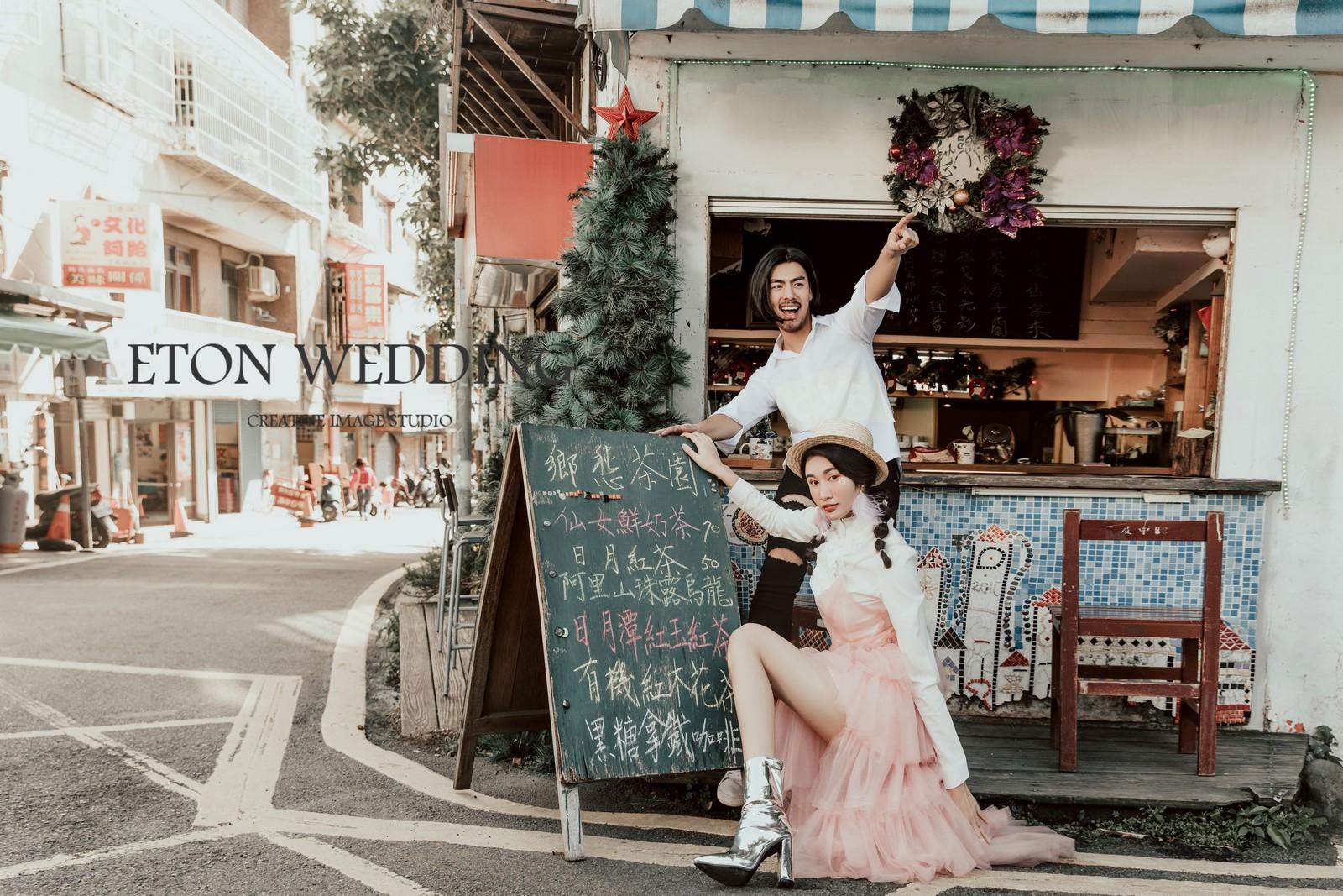 婚紗攝影,婚紗照風格,婚紗照姿勢,婚紗攝影工作室,老街隨拍