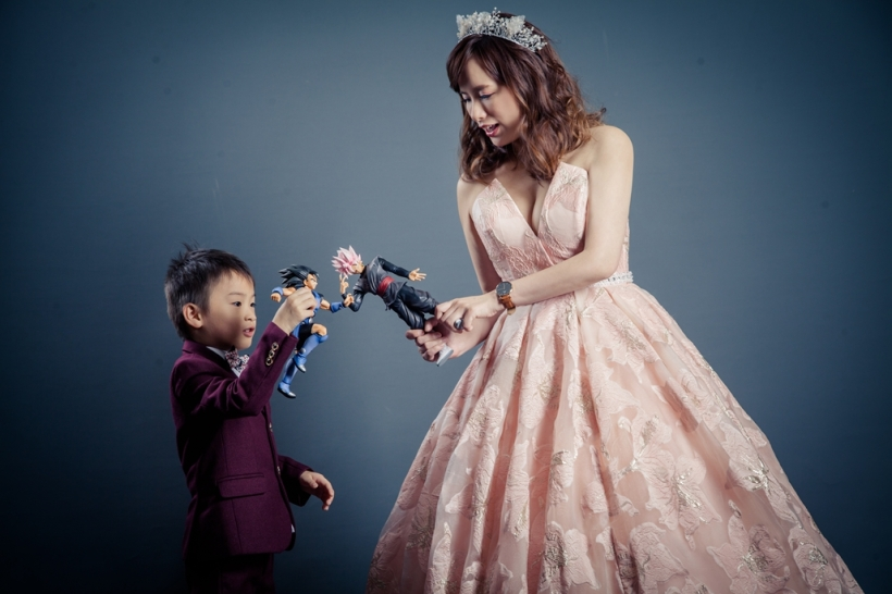 親子寫真,親子照,親子婚紗照,親子攝影,婚紗照