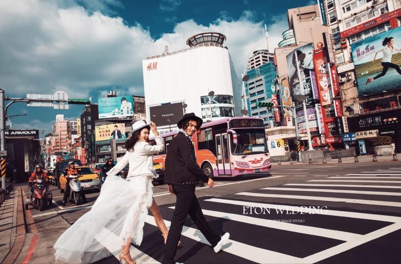 婚紗攝影,婚紗照風格,婚紗照姿勢,婚紗攝影工作室,時尚街拍