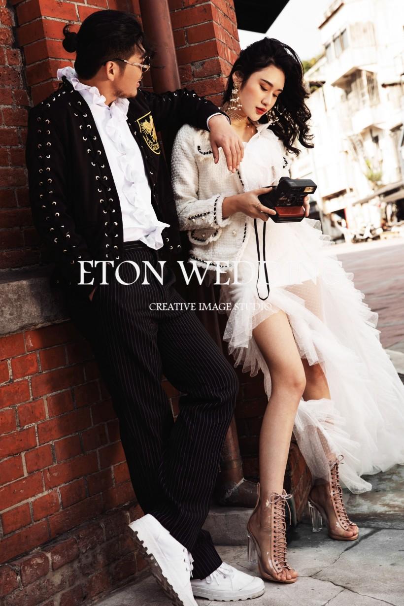 時尚街拍婚紗照,街拍婚紗照,時尚婚紗照,婚紗照風格,婚紗照姿勢,婚紗照推薦,婚紗照