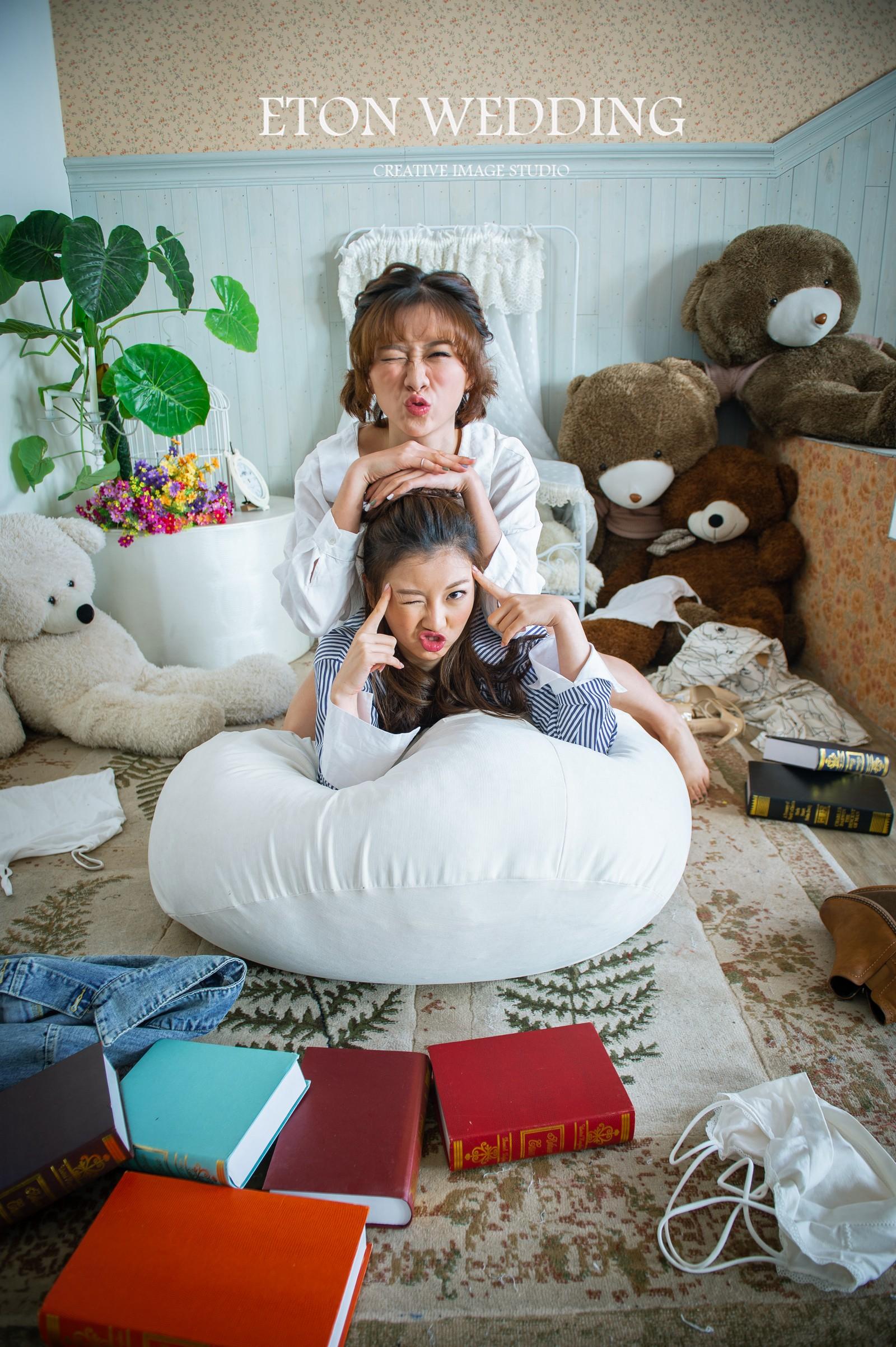 姊妹寫真,姐妹照,閨蜜照,閨蜜寫真,婚紗攝影