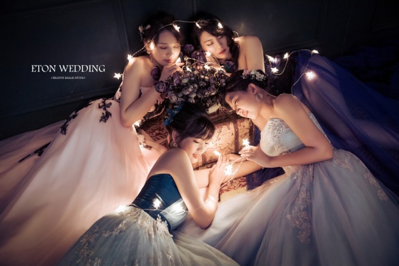 閨蜜婚紗,閨蜜拍婚紗,閨蜜照,閨蜜婚紗照,閨蜜寫真,姐妹寫真